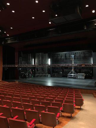 Visuel theatre page